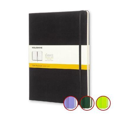 Moleskine Notebook X-large Hard Cover