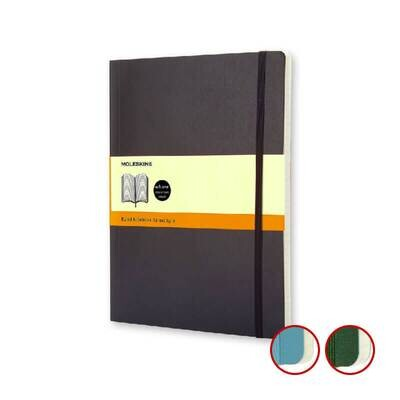 Moleskine Notebook X-large Soft Cover