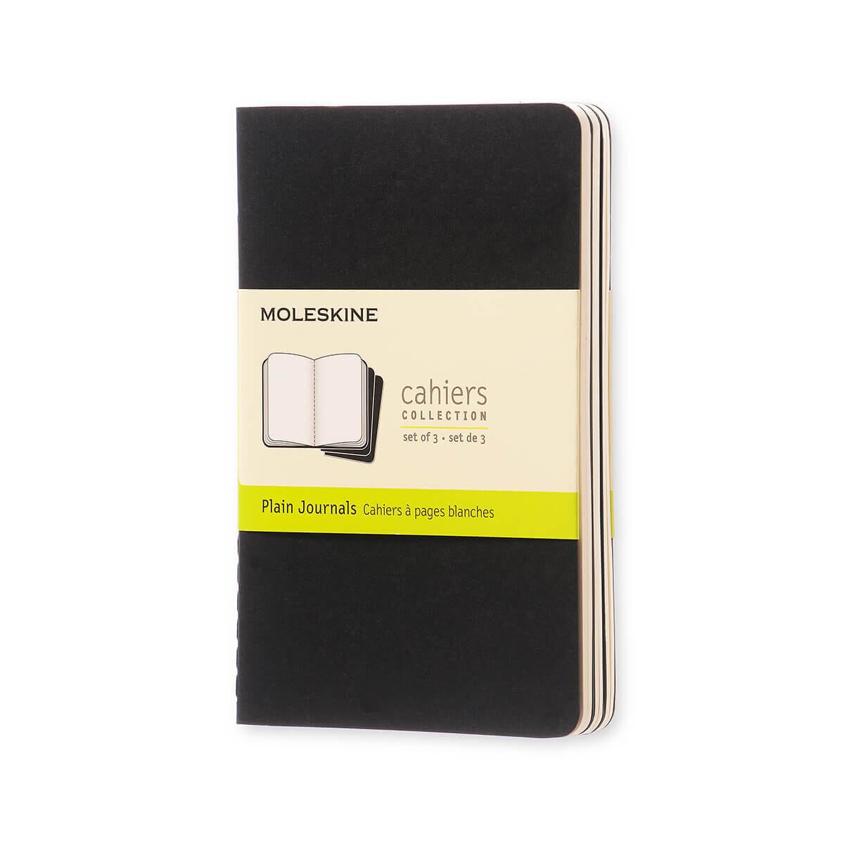 Moleskine Cahier Journals Pocket X 3