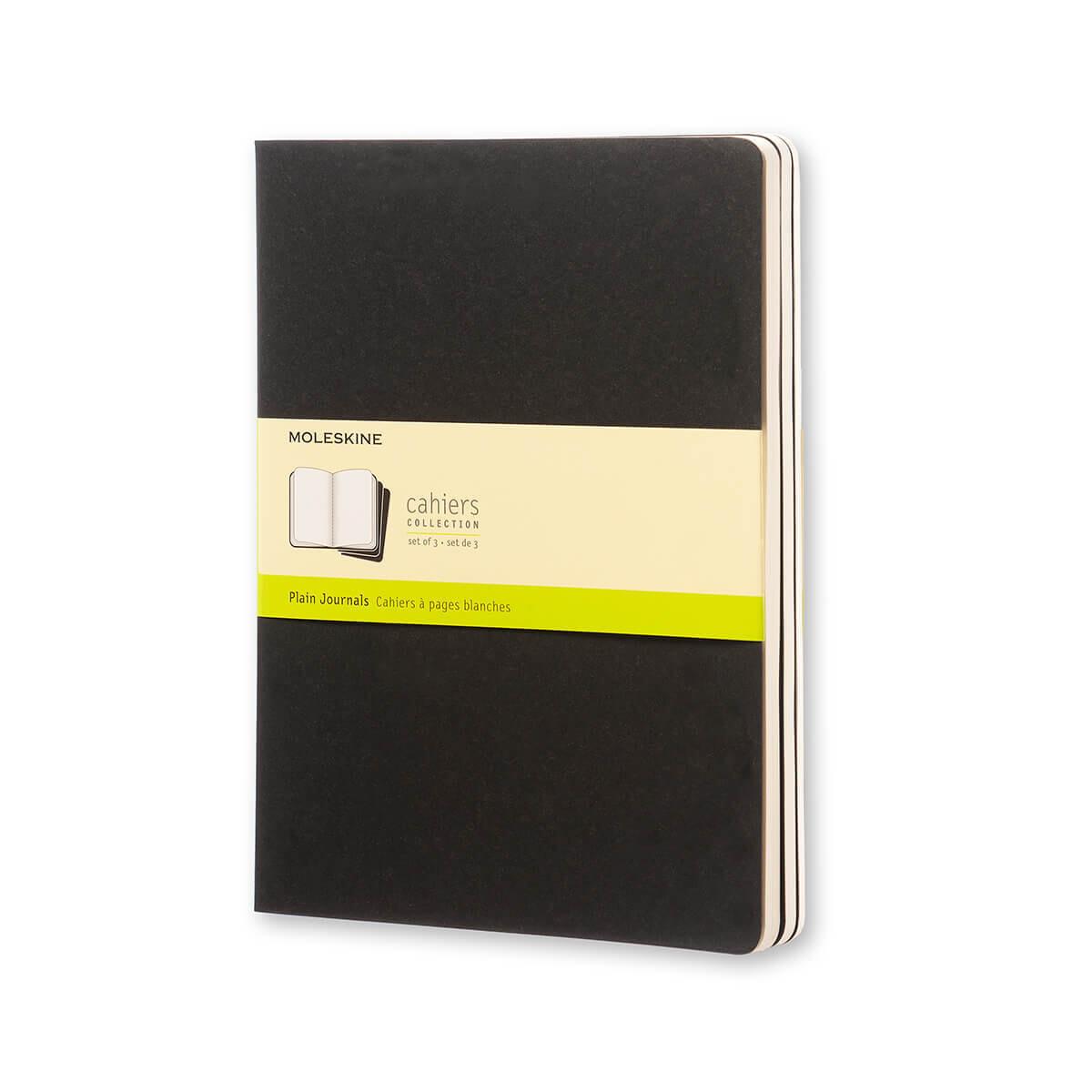 Moleskine Cahier Journals X-large X 3