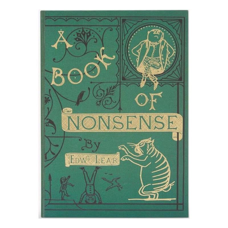 Book Of Nonsense Notebook