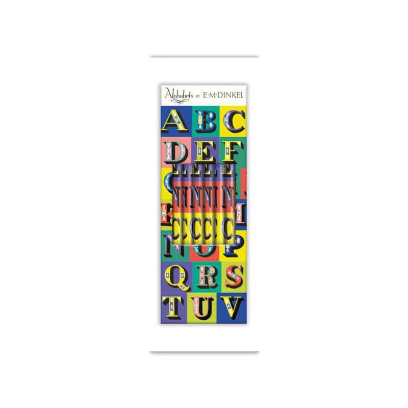 Alphabets - Pencil Set