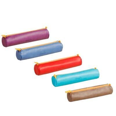 Rhodia Round pencil case