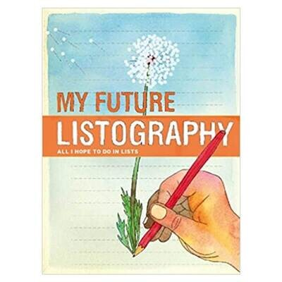 My Future Listography Journal
