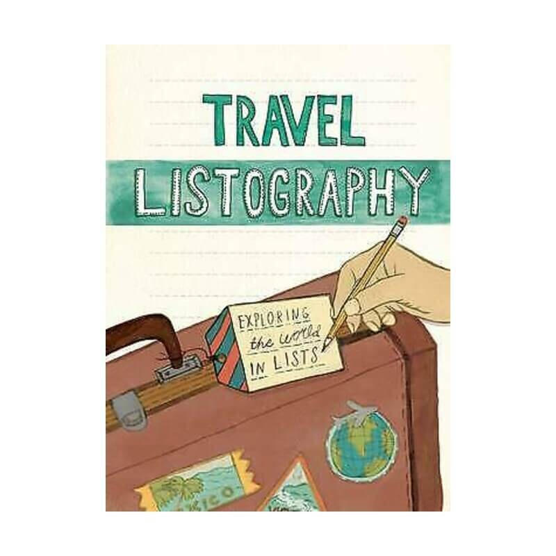 Travel Listography Journal