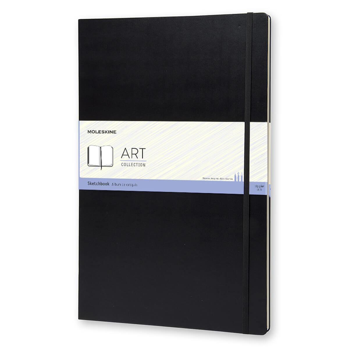 Moleskine Art Sketchbook A3 Black