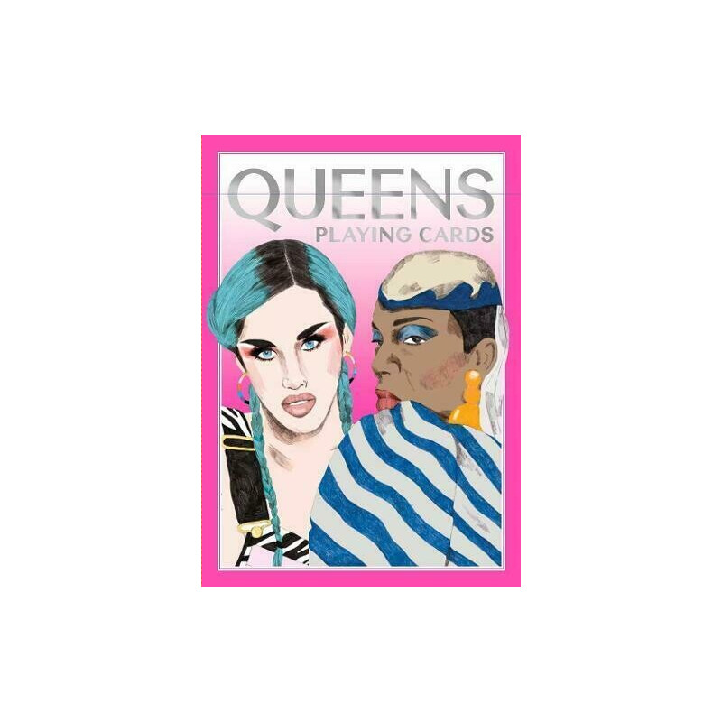 Queens Drag Queen Playing Cards