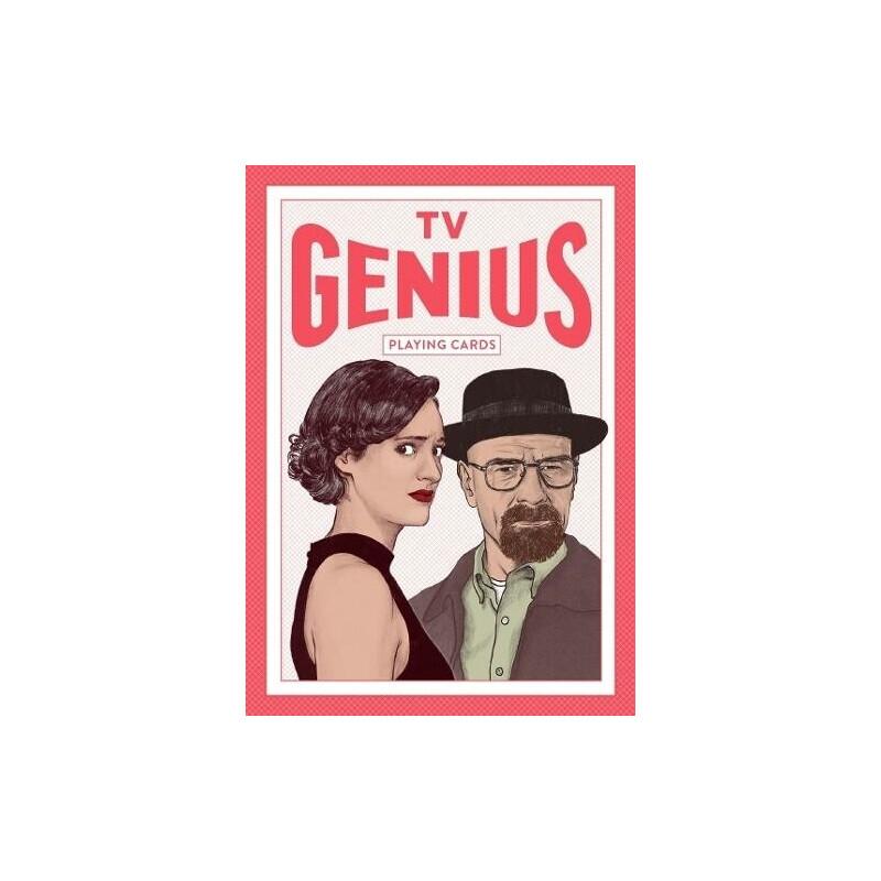 Genius TV: Genius Playing Cards