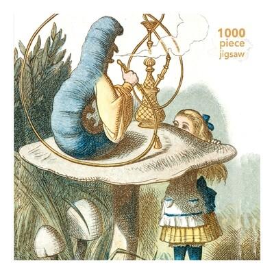 Adult Jigsaw Puzzle Tenniel: Alice in Wonderland Jigsaw
