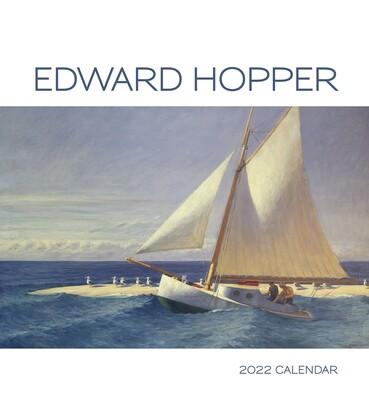 Edward Hopper 2022 Wall Calendar
