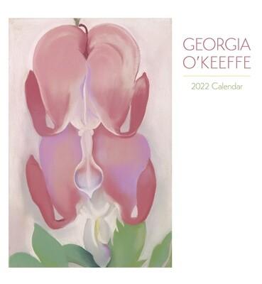 Georgia O'Keeffe 2022 Wall Calendar