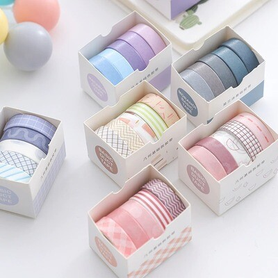 Multi Colour Washi Tape
