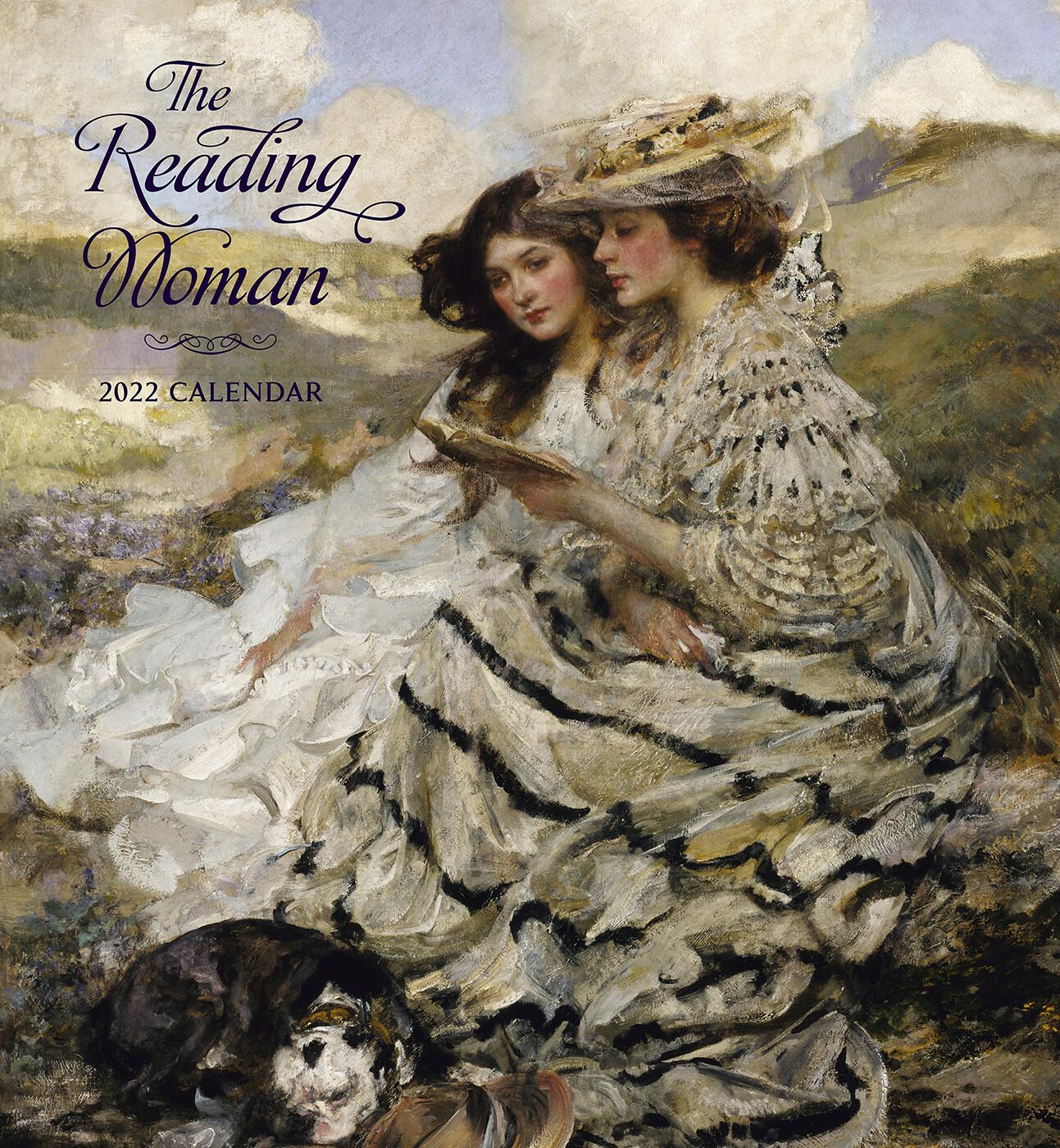 The Reading Woman 2022 Wall Calendar