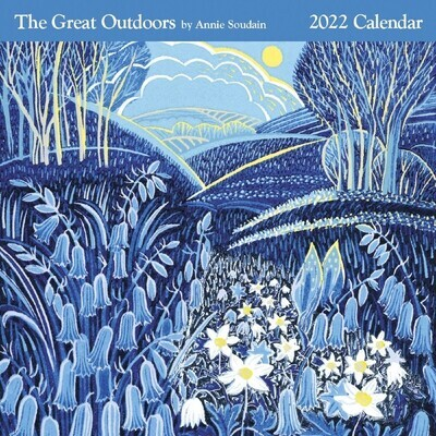 The Great Outdoors 2022 Wall Calendar