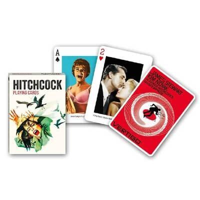 Piatnik Hitchcock Playing Cards
