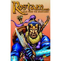 Rostam and Sohrab