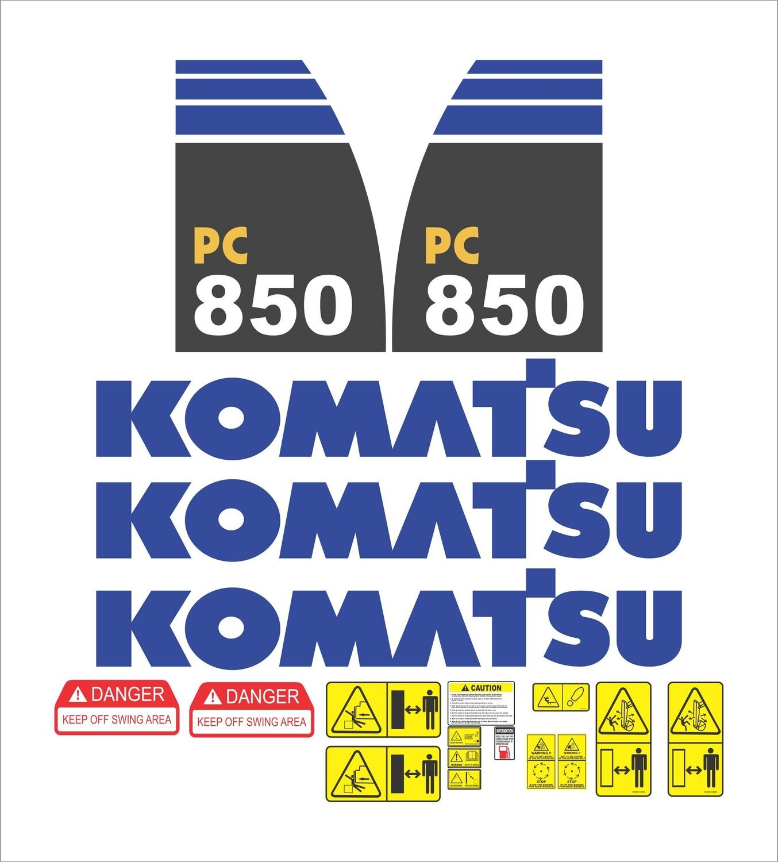 Komatsu PC850