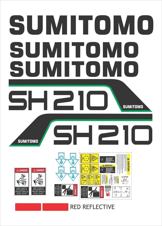 Sumitomo SH210-5