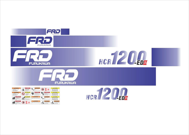 Furukawa FRD HCR1200ED-II