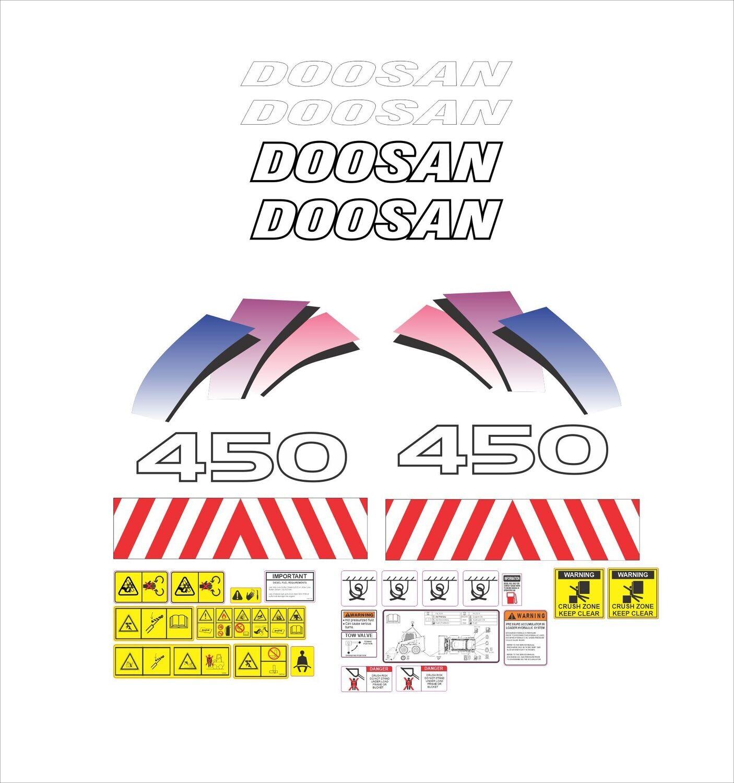 Doosan 450 Plus