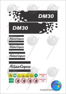 Atlas Copco DM30