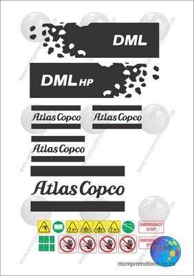 Atlas Copco DML HP
