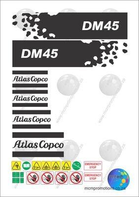 Atlas Copco DM45