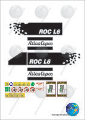 Atlas Copco ROC L6