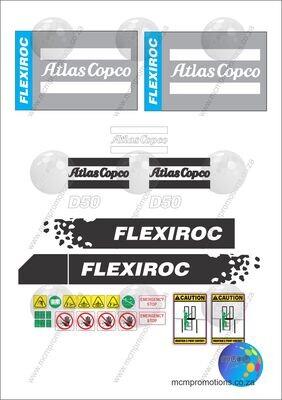 Atlas Copco FLEXIROC D50