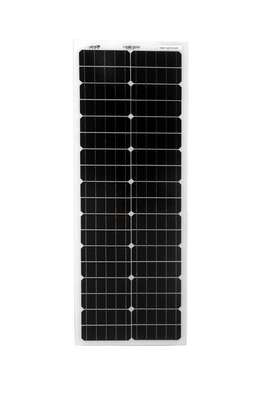 BIS Certified Polycrystlelline Modules 60 Watt 36 Cell Solar Panel  for Street Light