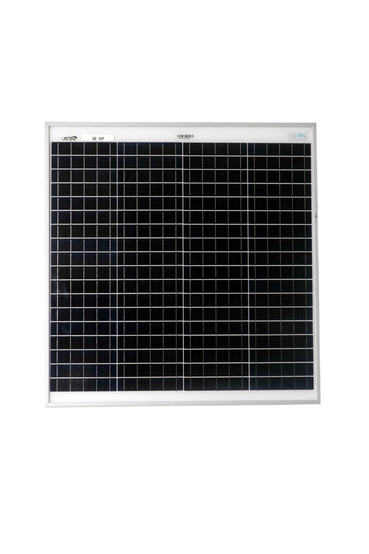 BIS Certified polycrystalline Modules 60 Watt 36 Cell Solar Panel