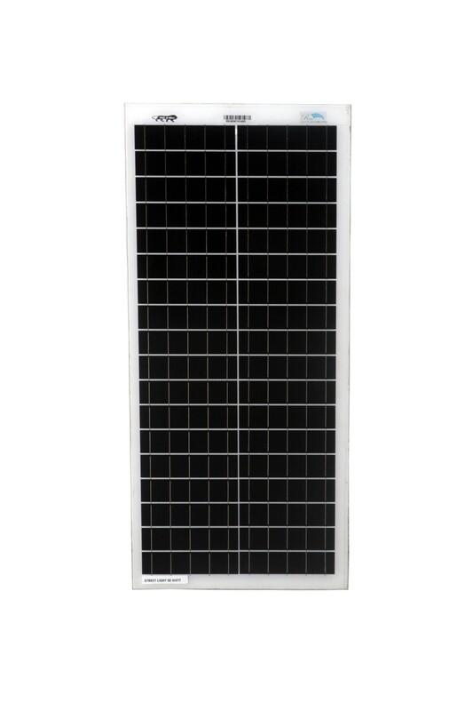 BIS Certified Monocrystalline Modules 50 Watt 36 Cell Solar Panel for Street Light