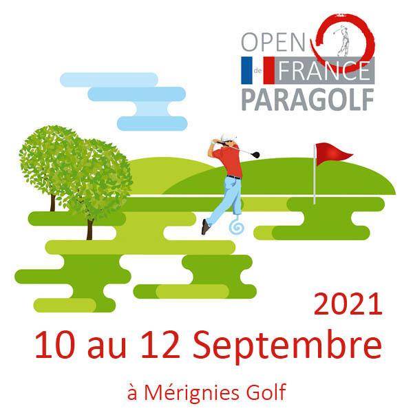 Cérémonie d'ouverture Open de France Paragolf