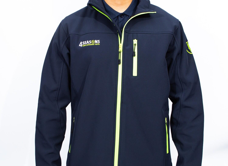 Waterproof Softshell Jacket