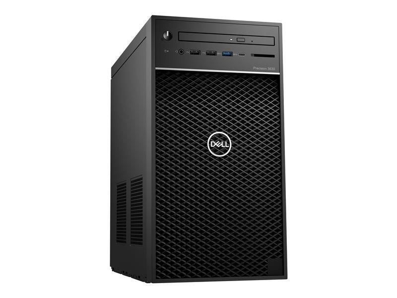 Dell Precision 3630 Tower -  Xeon E-2174G 3.8 GHz(Quad Core)/16GB Ram/256GB SSD Primary Drive /5GB nVidia Quadro P2000 Display adapter/Win 10 pro