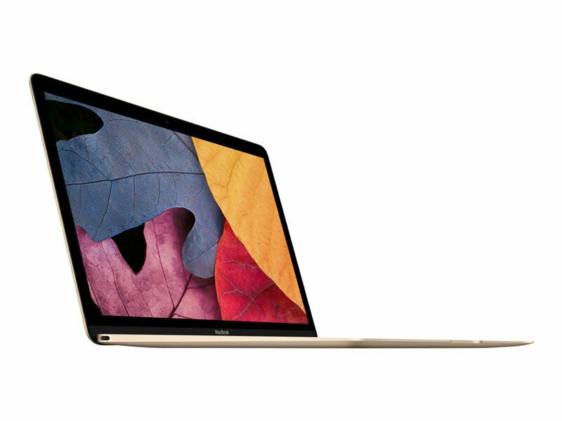 """Apple MacBook - Intel Core M3(Dual Core)/8GB Ram/256GB SSD Hard drive/12"""" IPS Display(2304x1440)/MacOS Catalina 10.15 - MRQN2B/A"""