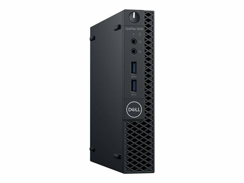 Dell OptiPlex 3070 Core i5(6 core)/8GB Ram/256GB SSD Disk/Win 10 Pro