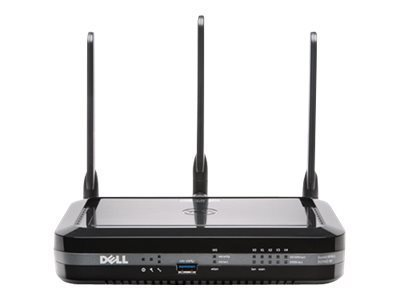 Dell SonicWALL SOHO Wireless-N - 	01-SSC-0655