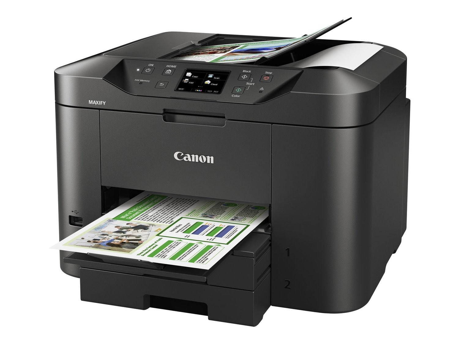 Canon Maxify MB2350 Print/Scan/Copy/Fax