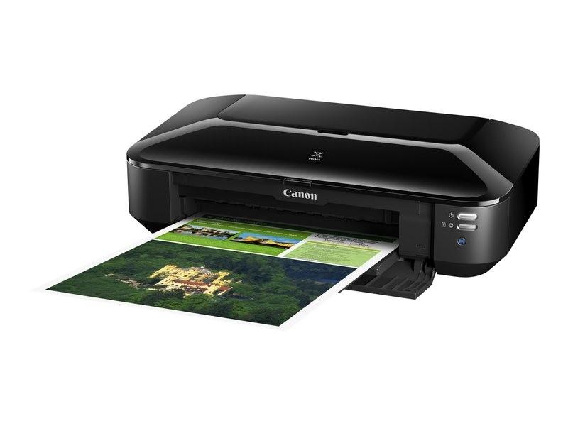 Canon PIXMA iX6850 Compact, high-performance A3+ wireless office printer.