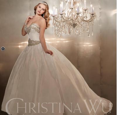 CHRISTINA WU 15570