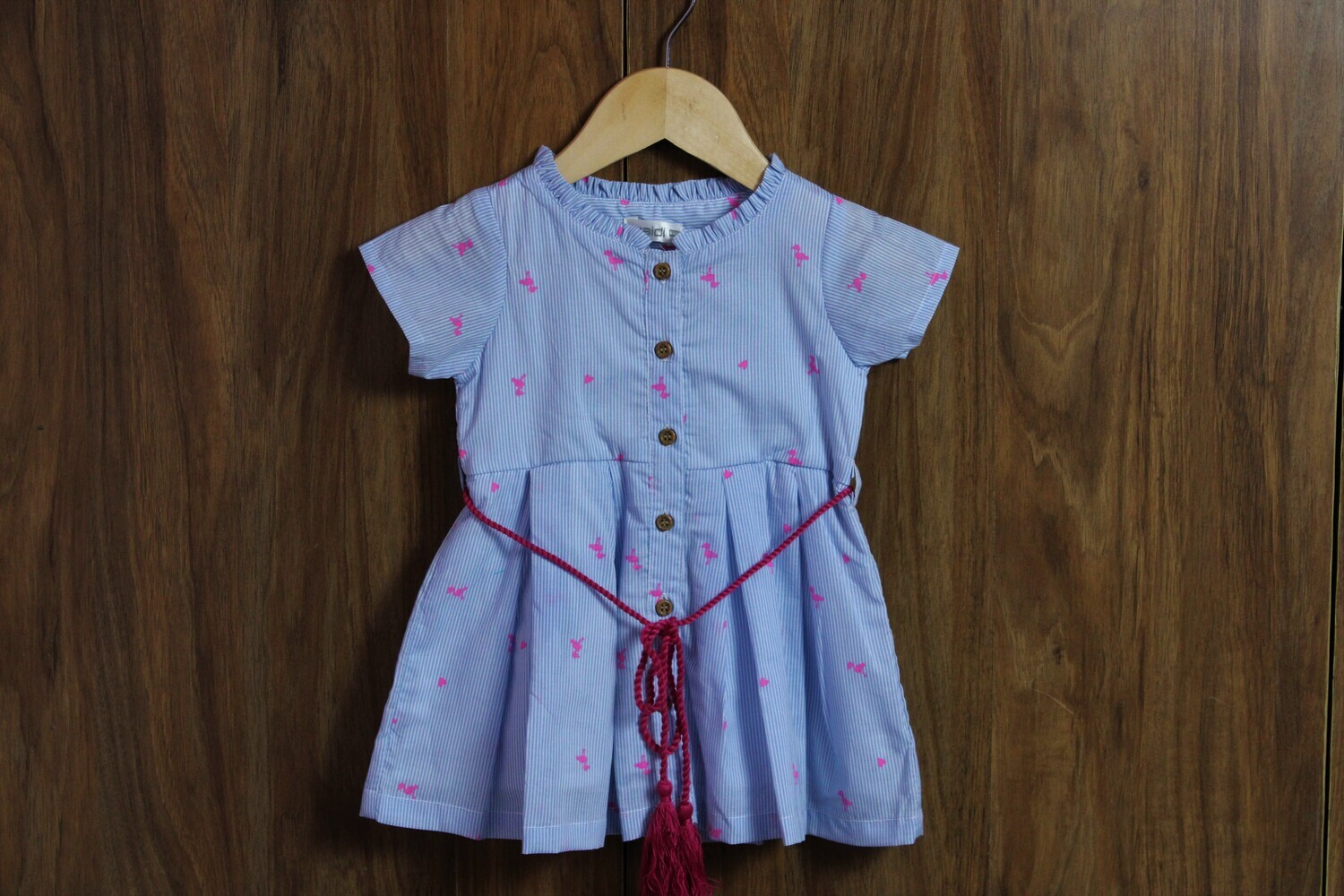 Frocks with hat and panty set(6 months to 2-3 Yrs.)