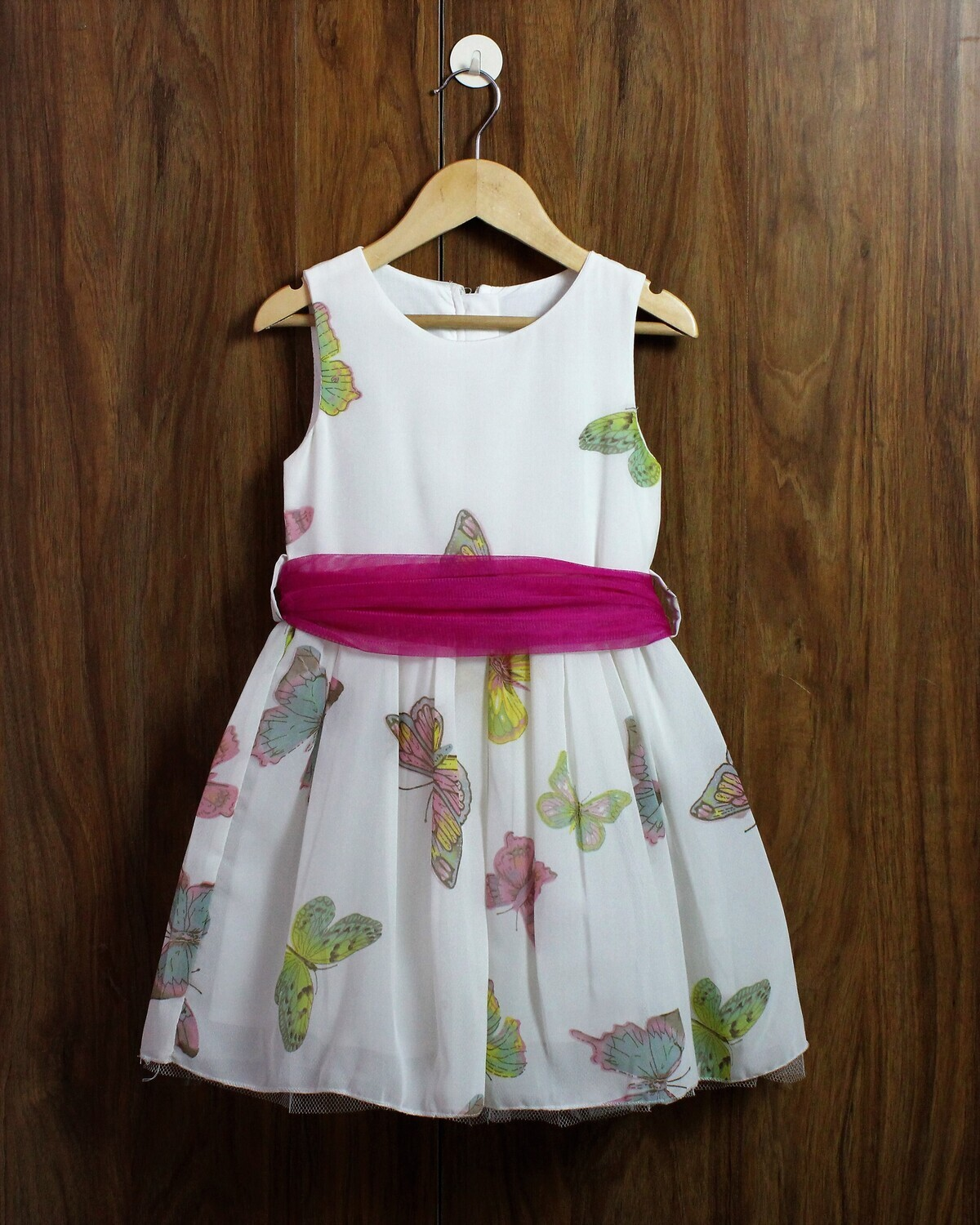 Butterfly party frocks(4 to 12 Yrs.)