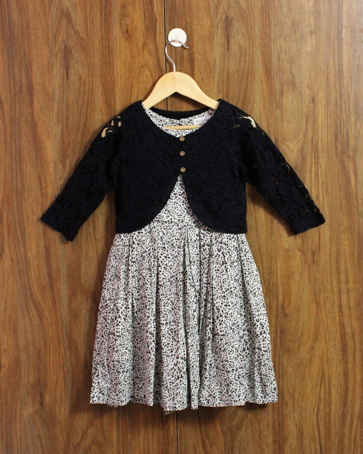 Frock with shrug(4 to 12 Yrs.)