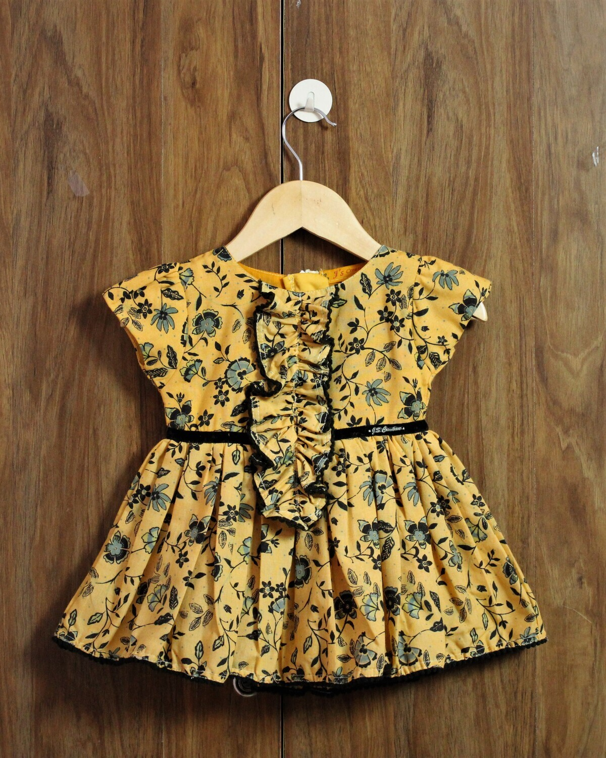 cotton frock(3 months to2-3 Yrs.)