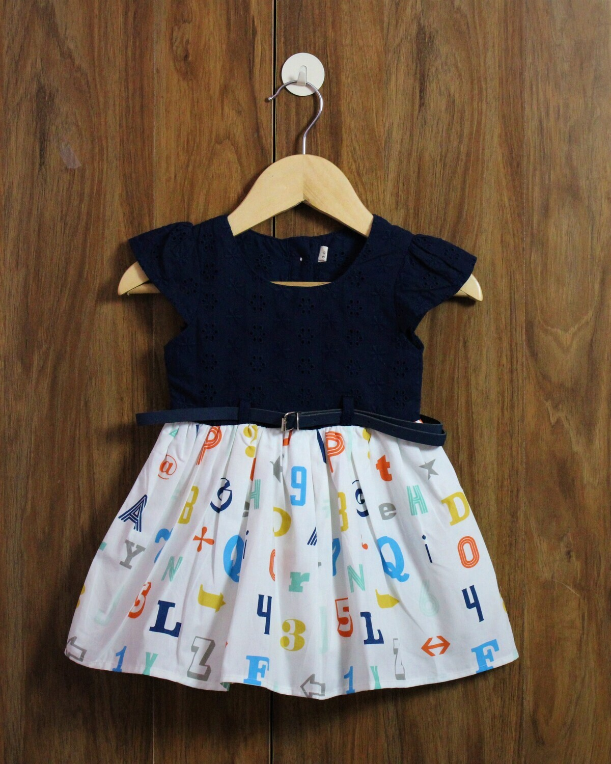 COtton frock(3 months to 2-3 Yrs.)