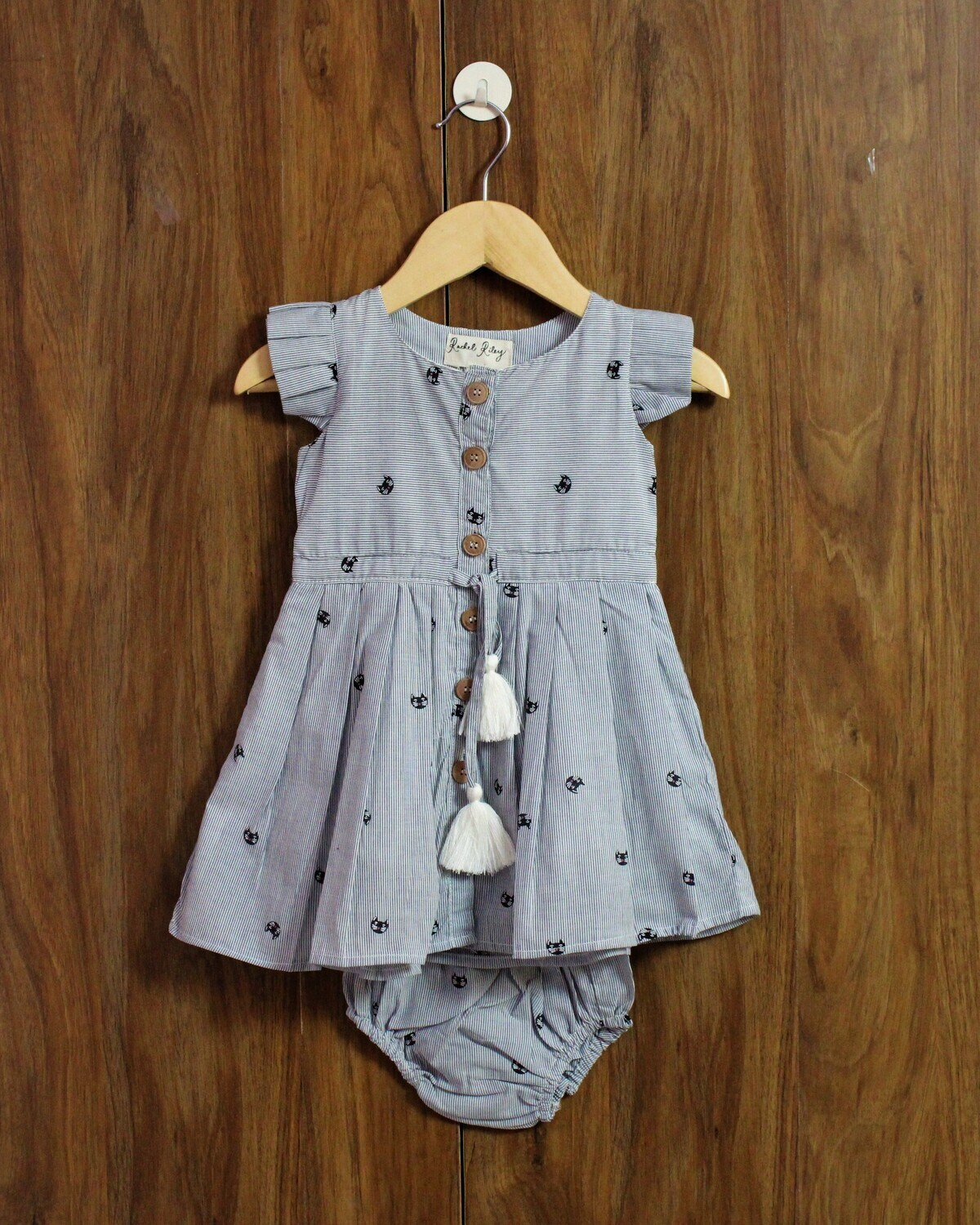 cotton frock(6 months to2-3 Yrs.)