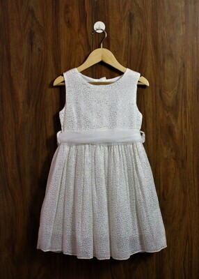 Golden dot party wear(4 to 12 Yrs.)
