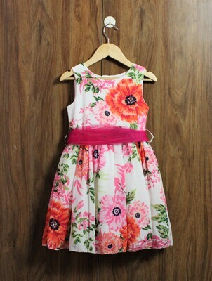party dress Dress(4 to 12 years)