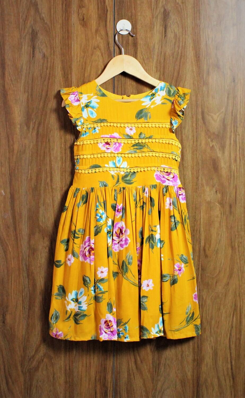 SOft cotton dress(4 to 12 Yrs.)